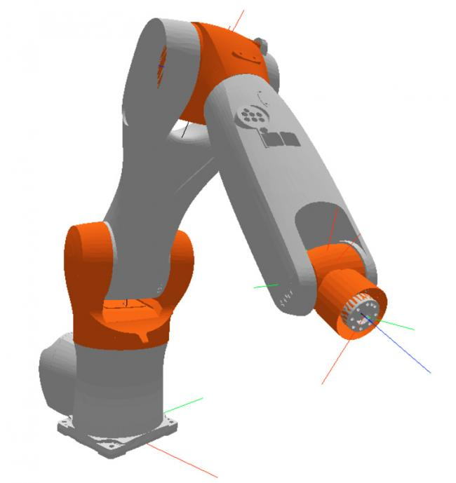 Library for Kinematics of 6-axis Robot - Processing 2 x and 3 x Forum