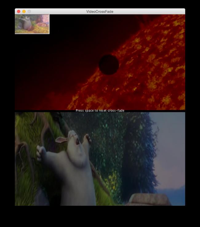 VideoCrossFade