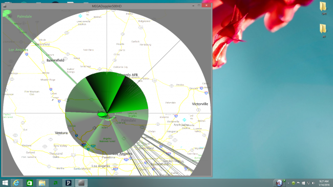 Adding Radar sweep line to code  - Processing 2 x and 3 x Forum