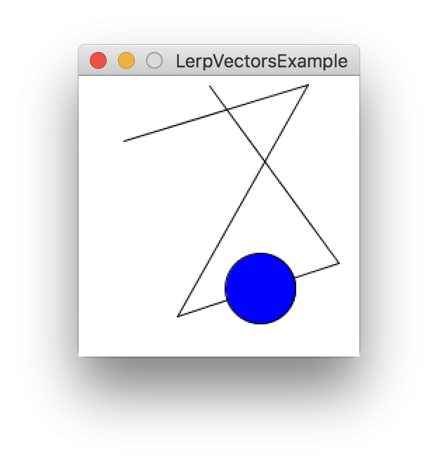 LerpVectorsExample