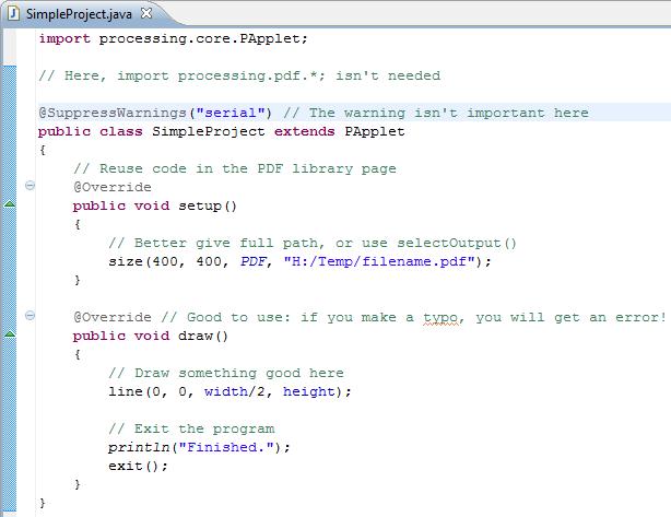 PDFCode