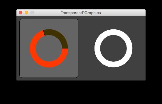 TransparentPGraphics
